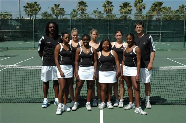 Bethune-Cookman University Women's Tennis