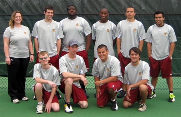 Pearl River Community College Men's Tennis