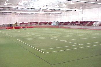 College Tennis Teams - Boston University - Team Facilities