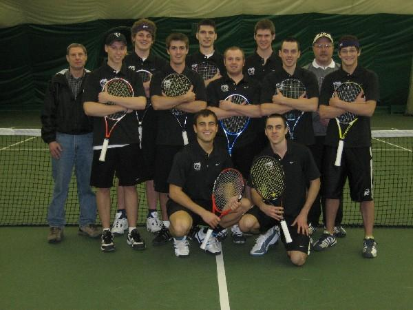 University of Sioux Falls Men's Tennis