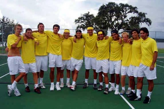 Webber International Iternational Men's Tennis