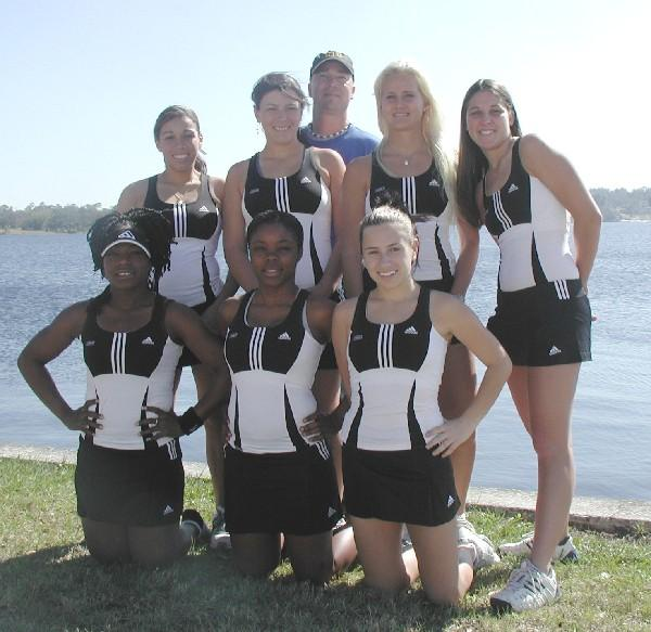 Webber International University Women's Tennis
