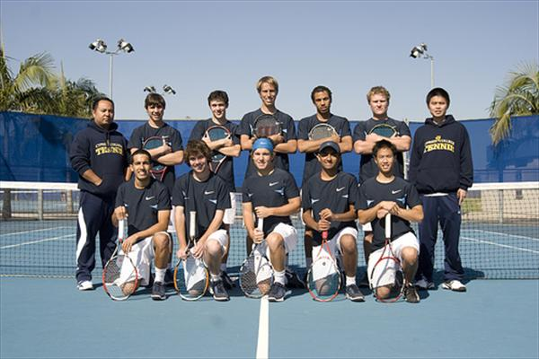 Cypress College Men's Tennis