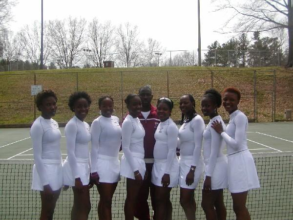 Shaw University Women's Tennis