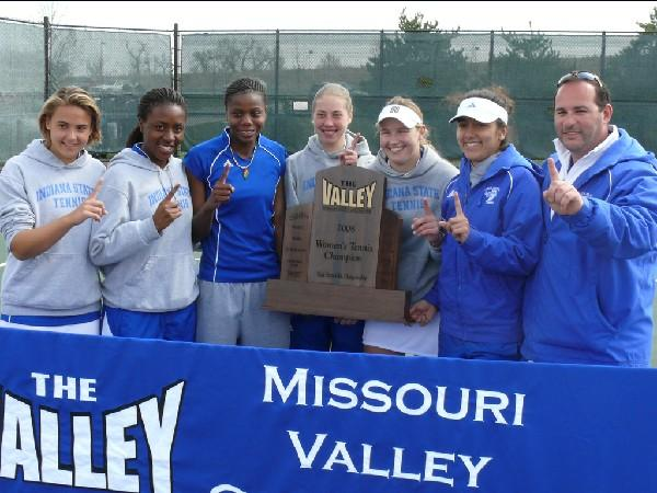 Indiana State University Women's Tennis