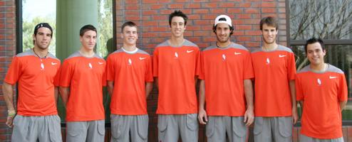 Fresno Pacific University Men's Tennis