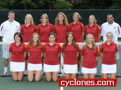 Iowa State University Women's Tennis