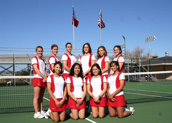 Lamar University Women's Tennis