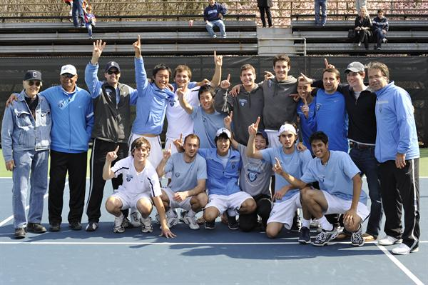 Columbia University Men's Tennis
