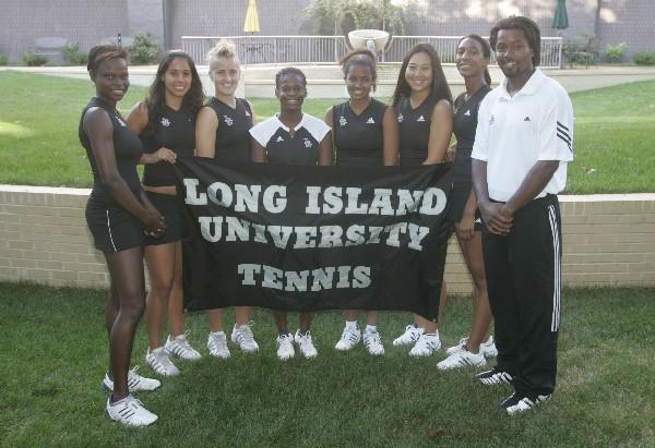 Long Island University Women's Tennis