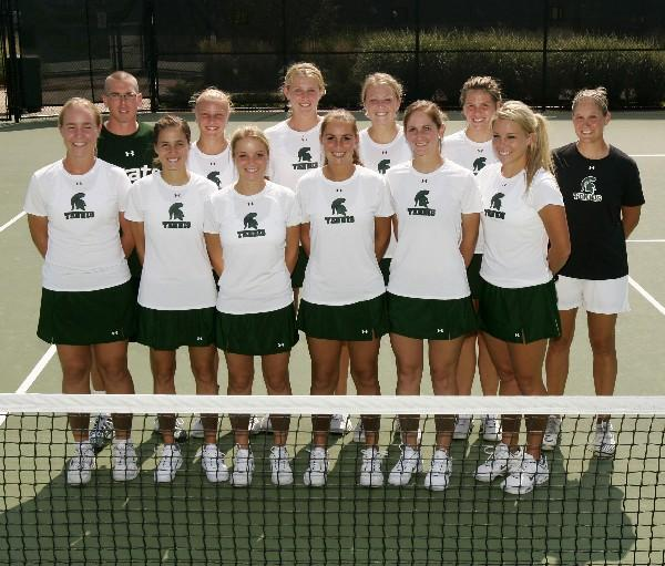College Tennis Teams - Michigan State University - Team ...