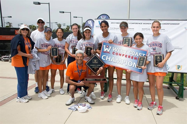 Pepperdine Women's Tennis