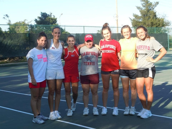 Radford University Women's Tennis
