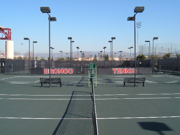 The Degheri Tennis Center Is The Home Of Both The Menu0027s And Womenu0027s  Programs. The Facility Is One Of Finest Tennis Venues Of Its Size On The West  Coast And ...