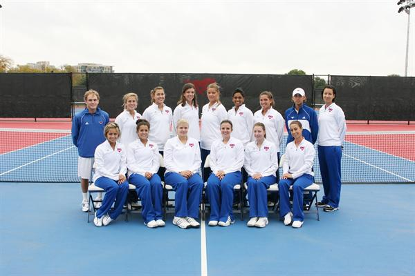 SMU Women's Tennis