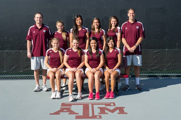 Texas A&M University Women's Tennis