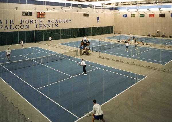 College Tennis Teams U S Air Force Academy Team