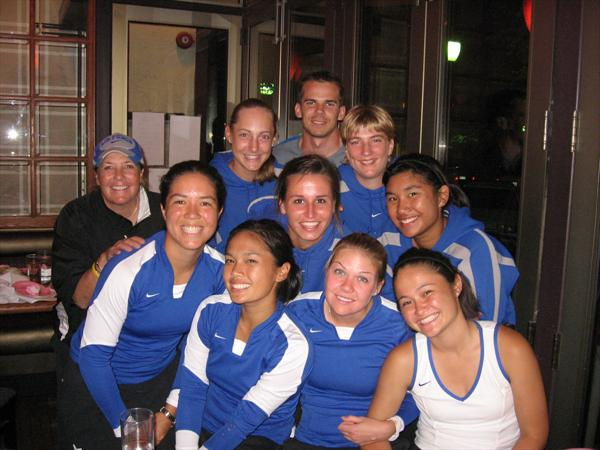 U.S. Air Force Academy Women's Tennis