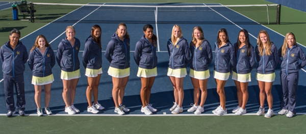 California Women's Tennis