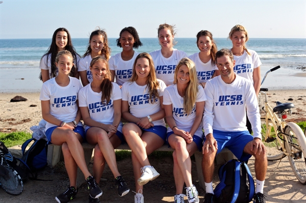 UC Santa Barbara Women's Tennis