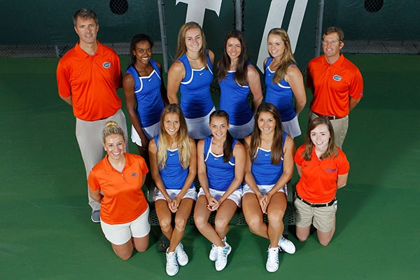 University of Florida Women's Tennis