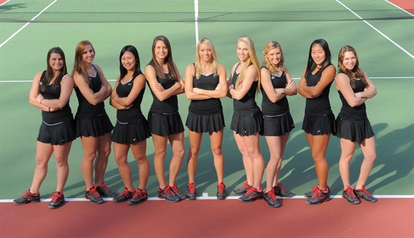 Univ. of Georgia Women's Tennis