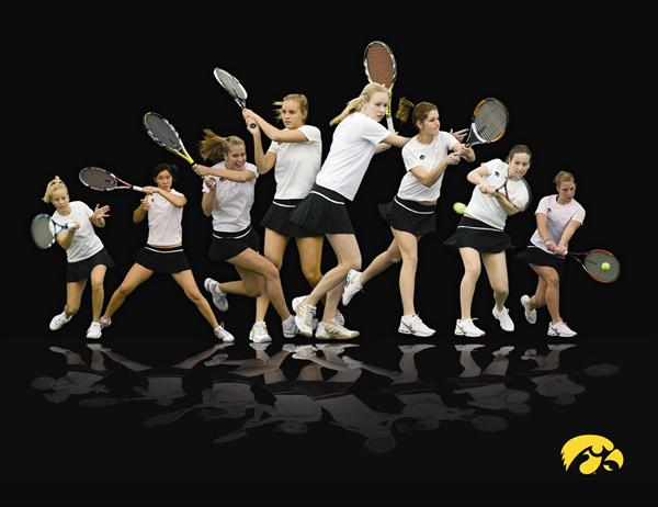 Univ. of Iowa Women's Tennis