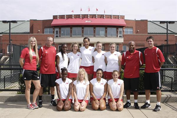 Univ. of Louisville Women's Tennis
