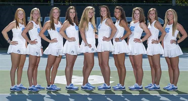 North Carolina Women's Tennis