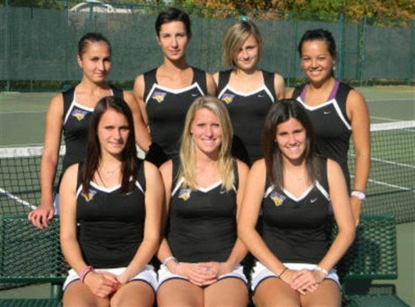 Univ. of Northern Iowa Women's Tennis