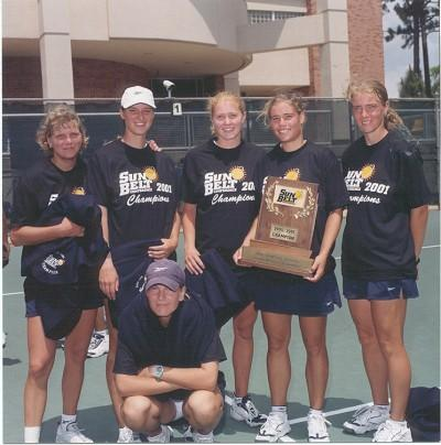 University of South Alabama Women's Tennis