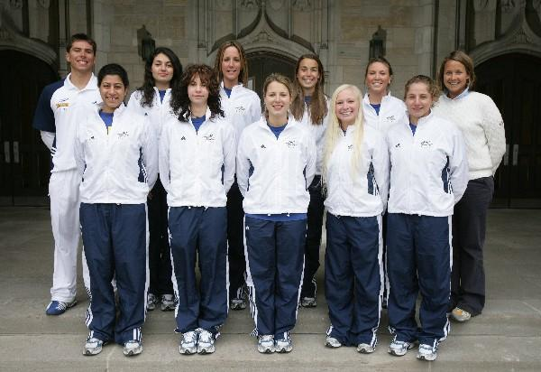 Univ. of Toledo Women's Tennis