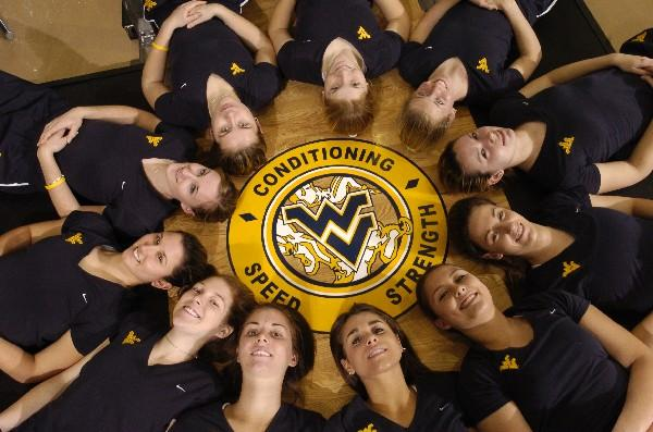 West Virginia University Women's Tennis