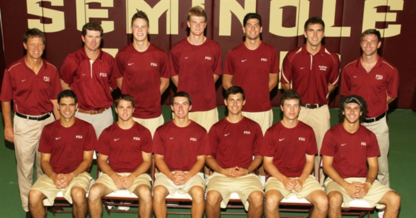 Florida State University Men's Tennis