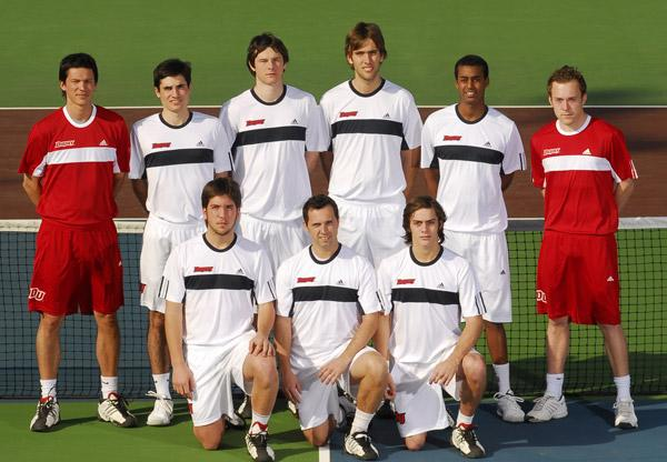 Drury University Men's Tennis
