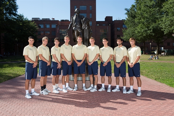 George Washington University Men's Tennis