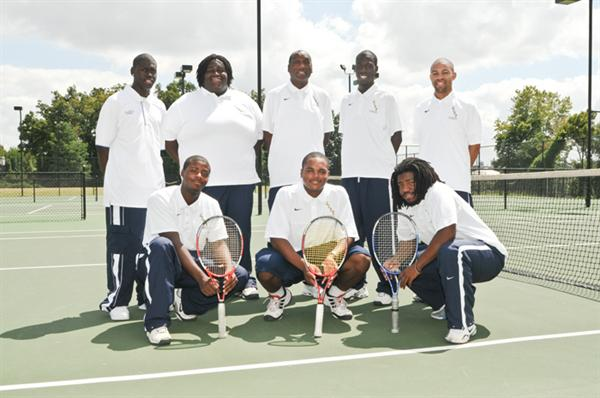 Johnson C. Smith University Men's Tennis