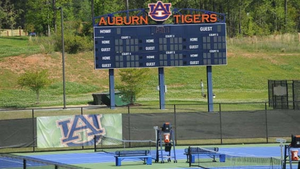 Auburn University Men's Tennis