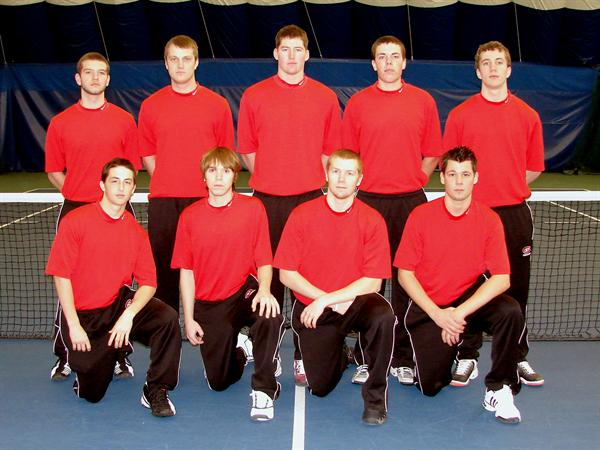 St. Cloud State University Men's Tennis