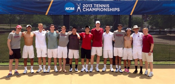 Harvard University Men's Tennis