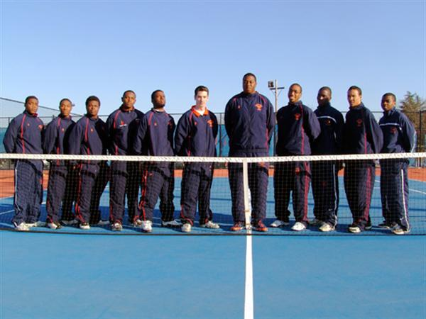 Virginia State University Men's Tennis