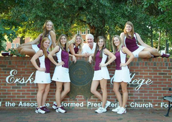 Erskine College Women's Tennis