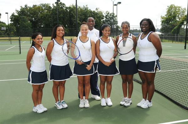 Johnson C. Smith University Women's Tennis