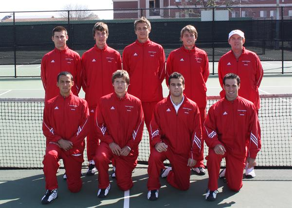 Lamar University Men's Tennis