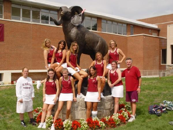Philadelphia University Women's Tennis