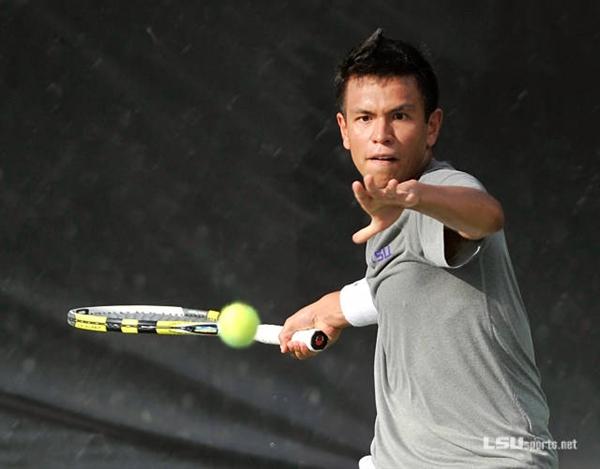College Tennis News - LSU MEN'S TENNIS RANKED IN THE TOP ...