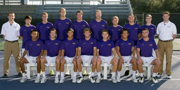 Louisiana State University Men's Tennis