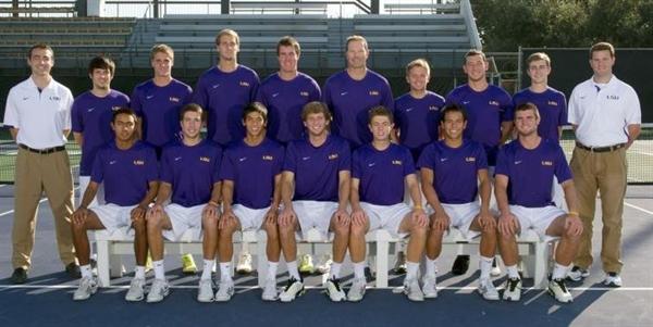 College Tennis Teams - Louisiana State University - Team Home