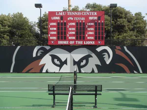 Loyola Marymount University Men's Tennis